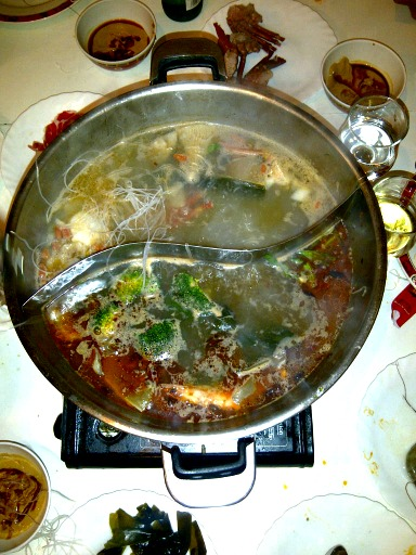 Hot Pot de Yue Lài