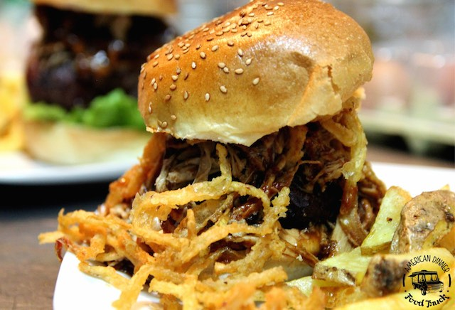Pulled Pork de Food Truck