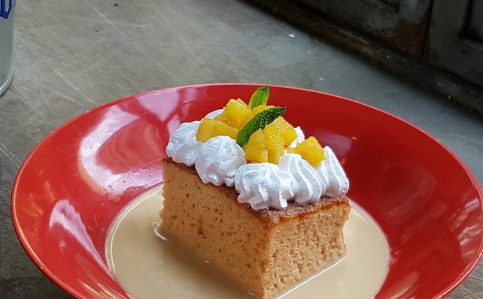 Tres Leches bueno - Slow Mex