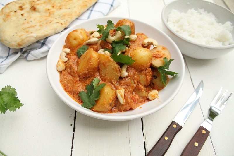 curry patata punjabi