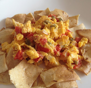 Huevos A La Mexicana Recipes — Dishmaps