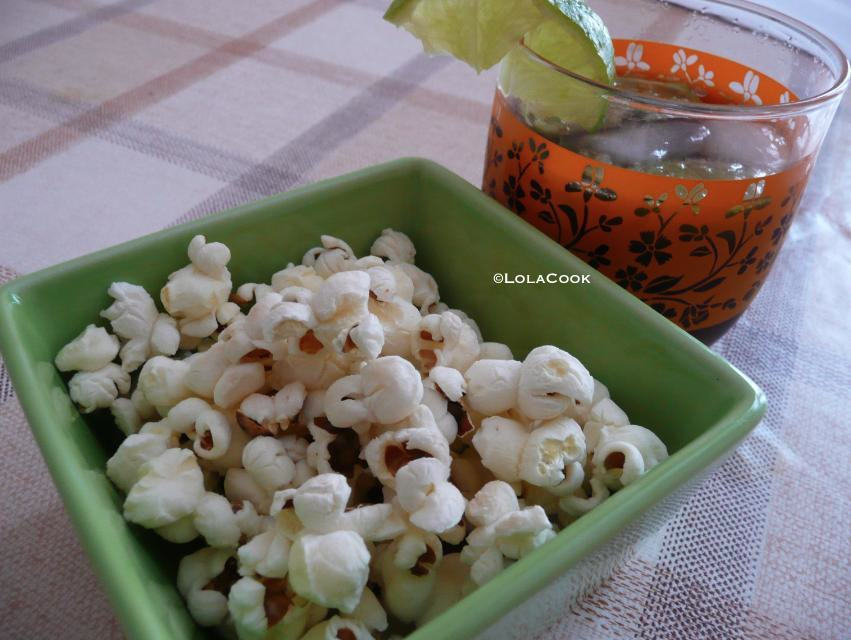 Palomitas saludables