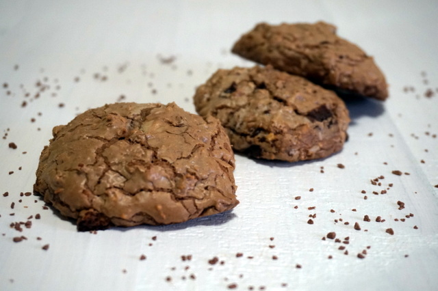 Cookies de chocolate y avellanas | Cooking Day by Day