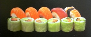 sushi y makis Sushi Shop