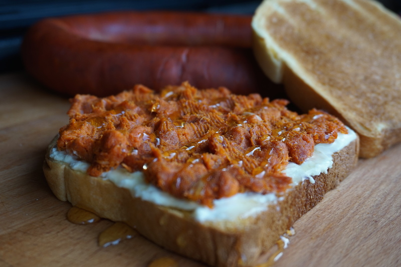 sobrasada sunday sandwich