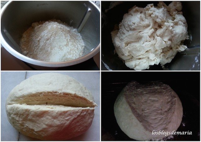 Pan en Thermomix