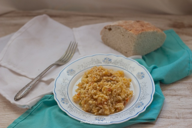 Arroz sencillo en Thermomix