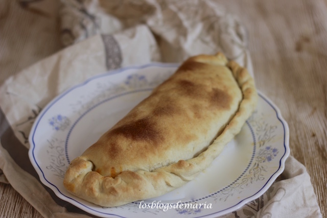 Calzone en Thermomix